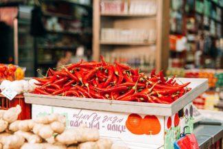 Chile en el mercado