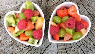Ensalada de fruta con kiwi
