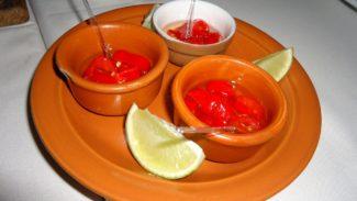 Salsa de malagueta con ron y vinagre